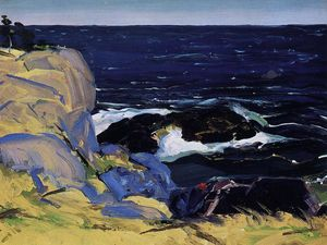 George Wesley Bellows - 西 风