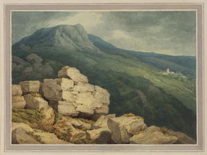 John White Abbott - Sheepstor,村 , Devon