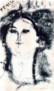 Amedeo Modigliani - 邓丽君