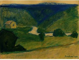 Francis Picabia - Paysage 2
