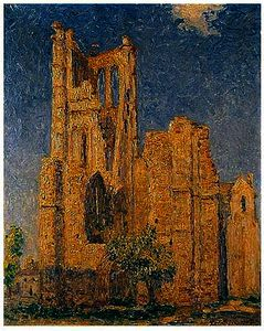 Francis Picabia - Ruines,effet日晚报