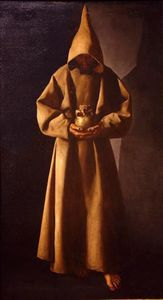Francisco Zurbaran -  san  旧金山 1