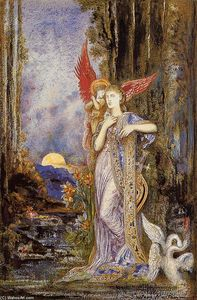 Gustave Moreau - 灵感