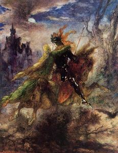 Gustave Moreau - 民谣