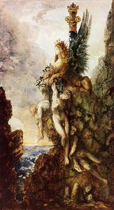 Gustave Moreau - 狮身人面像