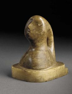 Henry Moore - 头 1