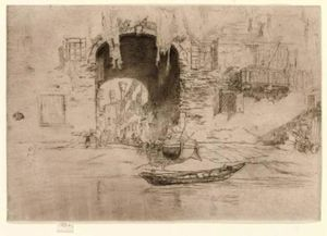 James Abbott Mcneill Whistler - 圣比亚焦