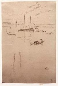 James Abbott Mcneill Whistler - 小泻湖