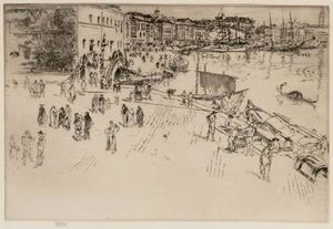 James Abbott Mcneill Whistler - 里瓦我