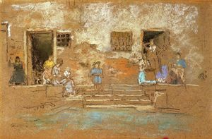 James Abbott Mcneill Whistler - 步骤