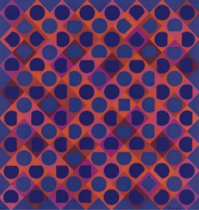 Victor Vasarely - 摘要 11