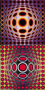 Victor Vasarely - 沙尔克11