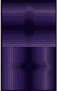 Victor Vasarely - Cuelue 2