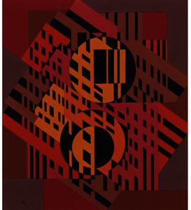 Victor Vasarely - 林恩-C