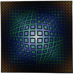 Victor Vasarely - 施特鲁克
