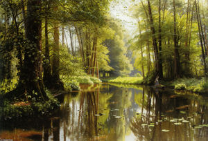 Peder Mork Monsted - Vandlob我Skoven 1