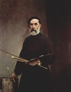 Francesco Hayez - 自画像
