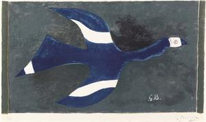Georges Braque - 禽流 1