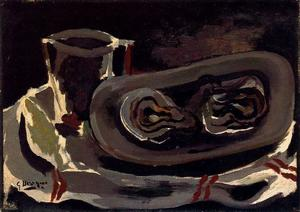 Georges Braque - 牡蛎