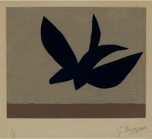 Georges Braque - 鸟的顺序
