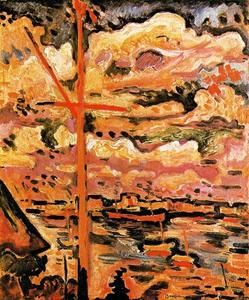 Georges Braque - 港口 Of Amberes 2