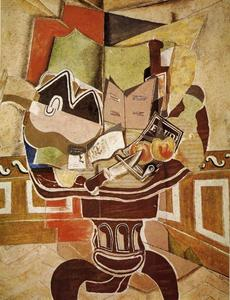 Georges Braque - 圆桌会议