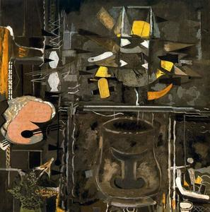 Georges Braque - 该工作室(IX)