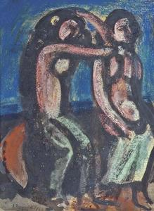 Georges Rouault - 装饰 数字