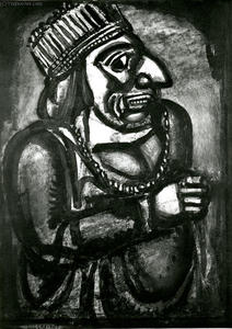 Georges Rouault - We beleive 在 我们 King