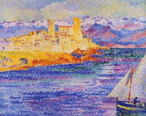 Henri Edmond Cross - 昂蒂布