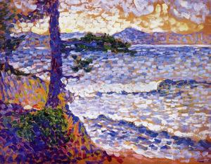 Henri Edmond Cross - 地中海海岸