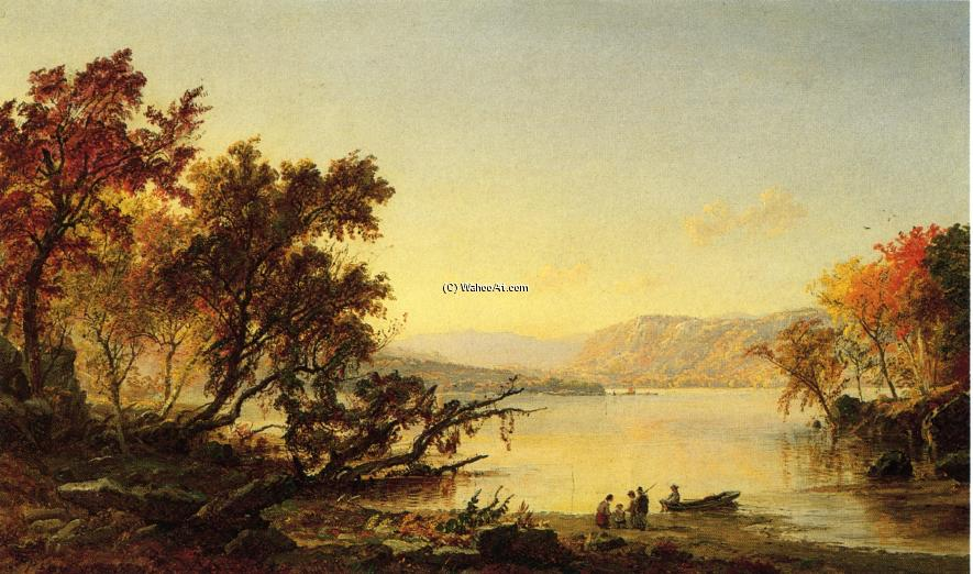 Jasper (IN) United States  city pictures gallery : jasper francis cropsey 油 畫 美 術 jasper francis cropsey