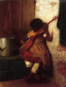 Jonathan Eastman Johnson - 音乐本能