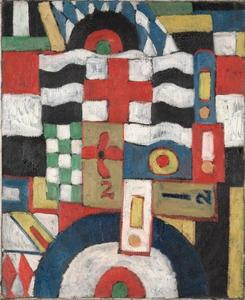 Marsden Hartley - 军事