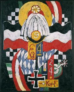 Marsden Hartley - 绘画第47号
