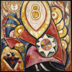 Marsden Hartley - 绘画48号