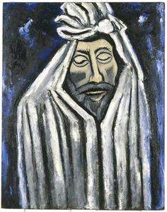 Marsden Hartley -  最后 看 of 约翰·多恩