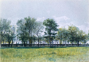 William Stanley Haseltine - Coppet,日内瓦湖1