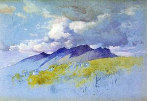William Stanley Haseltine - 在Appenines