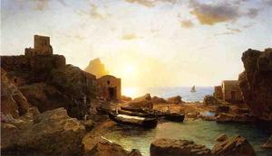 William Stanley Haseltine - 滨海Piccola的,卡普里