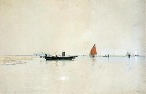 William Stanley Haseltine - 威尼斯泻湖