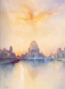 Thomas Moran - Chicago World-s 博览会