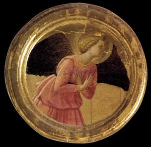 Fra Angelico - 科尔托纳Polyptych(详细)