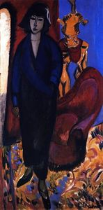 Ernst Ludwig Kirchner - 死Russin