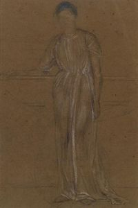 James Abbott Mcneill Whistler - 披图,常委