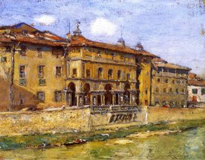 William Merritt Chase - 佛罗伦萨