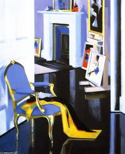 Francis Campbell Boileau Cadell -  的  金 椅子
