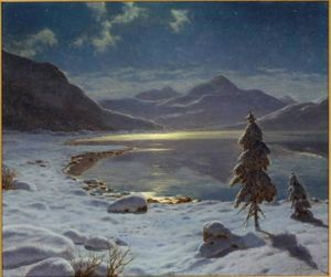 Ivan Fedorovich Choultse -  在 把握 of Winter