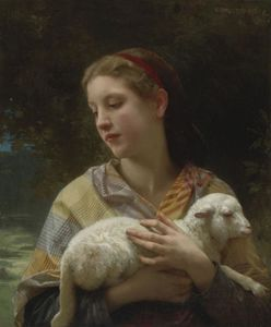 William Adolphe Bouguereau - 无辜