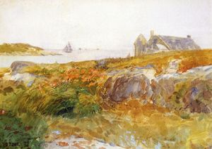 Frederick Childe Hassam - 群岛浅滩
